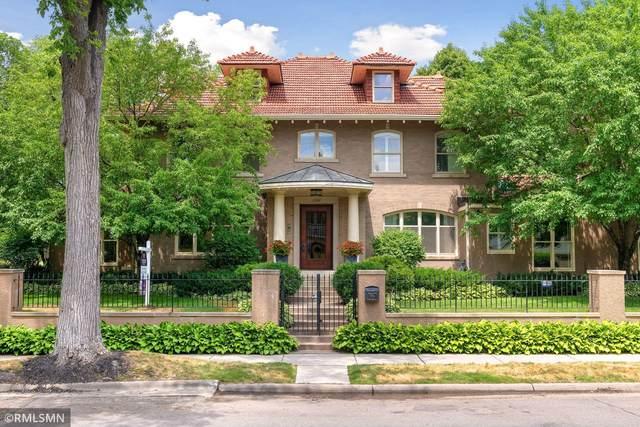 1724 Summit Avenue, Minneapolis, MN 55403 (#6013084) :: Bos Realty Group