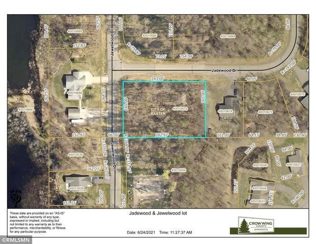 TBD Jadewood Drive, Baxter, MN 56425 (#6014176) :: Straka Real Estate