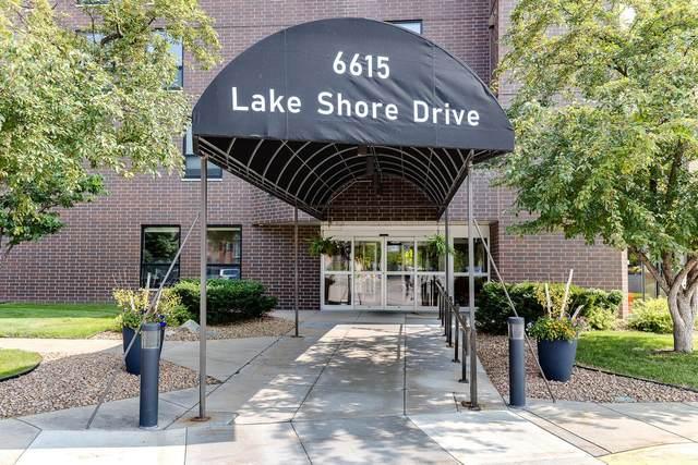 6615 Lake Shore Drive S #308, Richfield, MN 55423 (#6015923) :: The Michael Kaslow Team