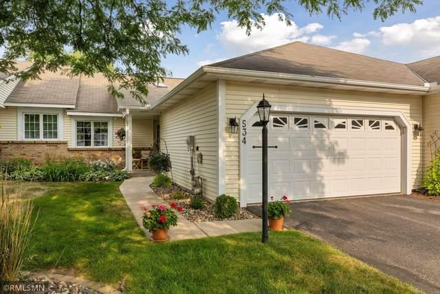 534 Deer Ridge Lane S, Maplewood, MN 55119 (#6021679) :: Lakes Country Realty LLC