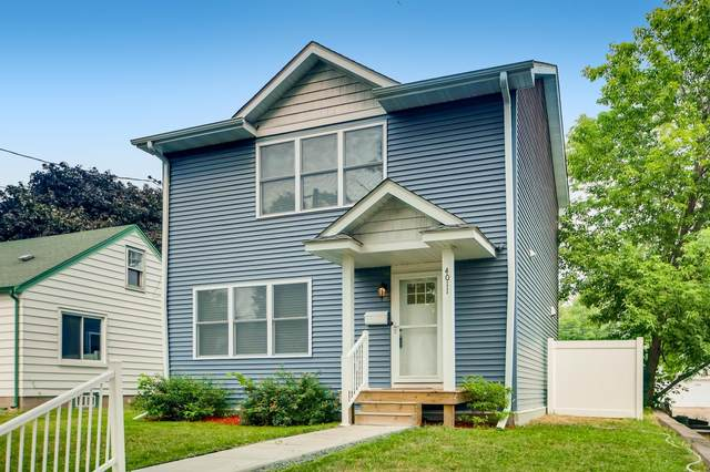4011 5th Street NE, Columbia Heights, MN 55421 (#6023774) :: Lakes Country Realty LLC