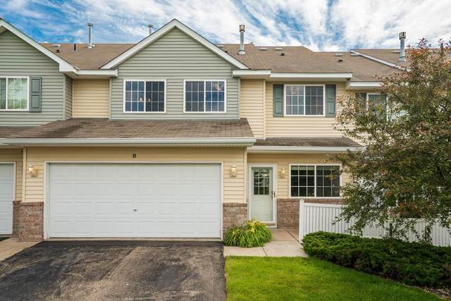 3574 Sterling Heights Drive B, River Falls, WI 54022 (#6024119) :: The Duddingston Group