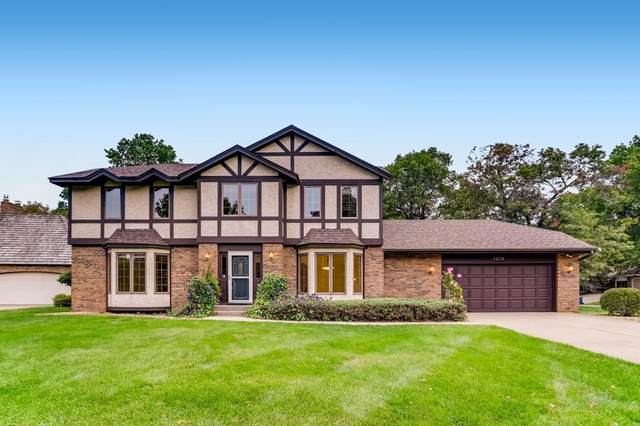1035 Lawnview Avenue, Shoreview, MN 55126 (#6024218) :: The Janetkhan Group