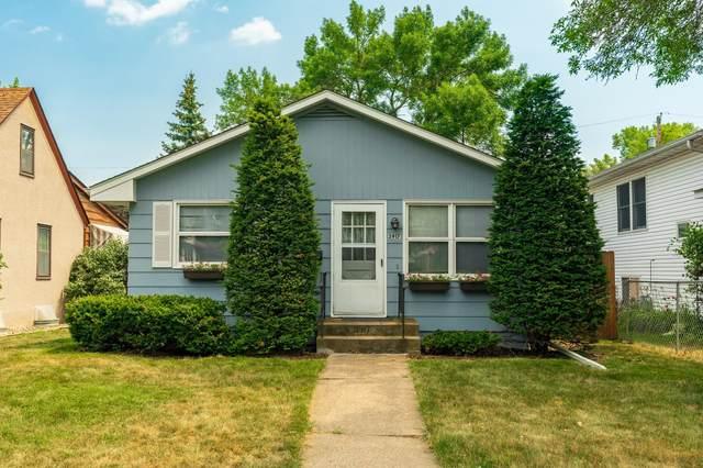 3917 Polk Street NE, Columbia Heights, MN 55421 (#6028487) :: Lakes Country Realty LLC