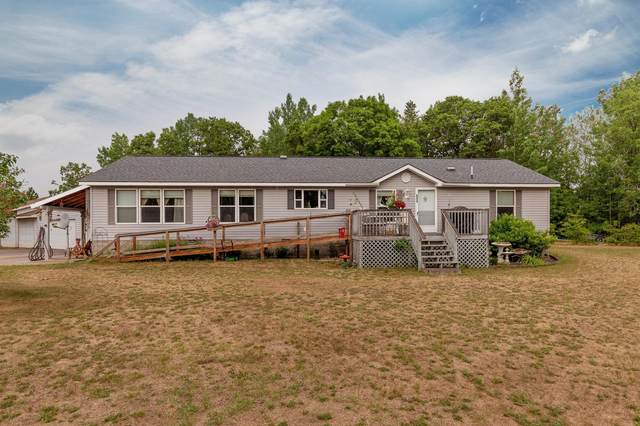 6032 County Road 16, Pequot Lakes, MN 56472 (#6028956) :: The Michael Kaslow Team