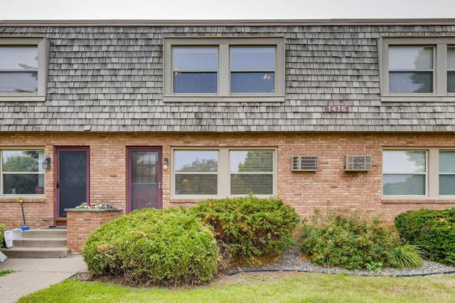 1476 21st Avenue NW #2, New Brighton, MN 55112 (#6029688) :: Lakes Country Realty LLC