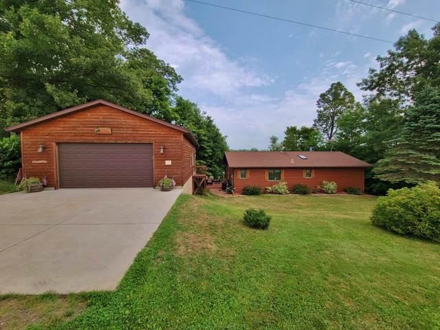 1939 Long Lake Lane, Johnstown Twp, WI 54826 (#6030285) :: The Pietig Properties Group