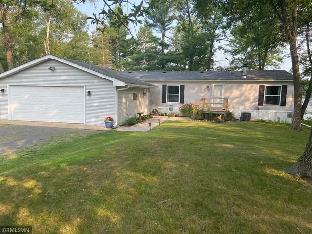 951 Vincent Lake Lane, Georgetown Twp, WI 54853 (#6030473) :: The Pietig Properties Group