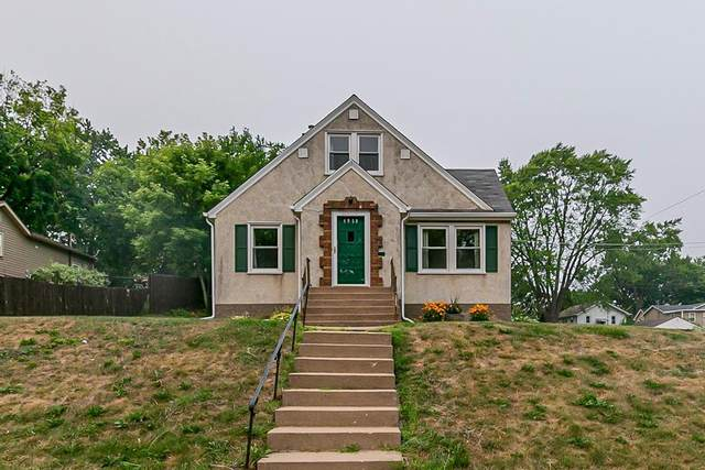 4058 Quincy Street NE, Columbia Heights, MN 55421 (#6073185) :: Holz Group