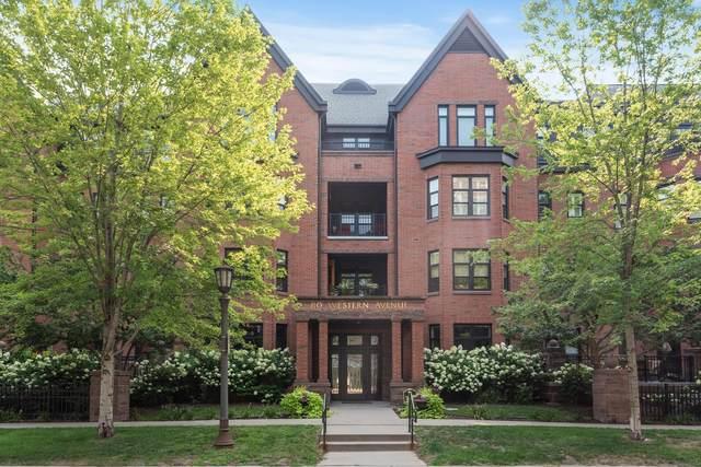 80 Western Avenue N #210, Saint Paul, MN 55102 (#6076589) :: The Pietig Properties Group