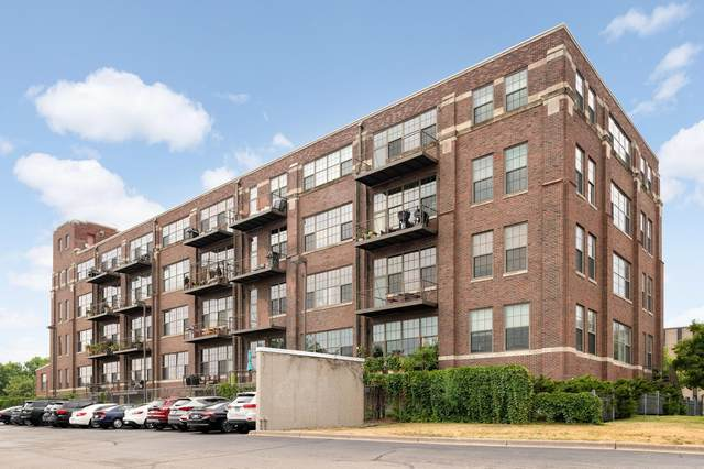 1901 E Hennepin Avenue #203, Minneapolis, MN 55413 (#6082191) :: The Pietig Properties Group