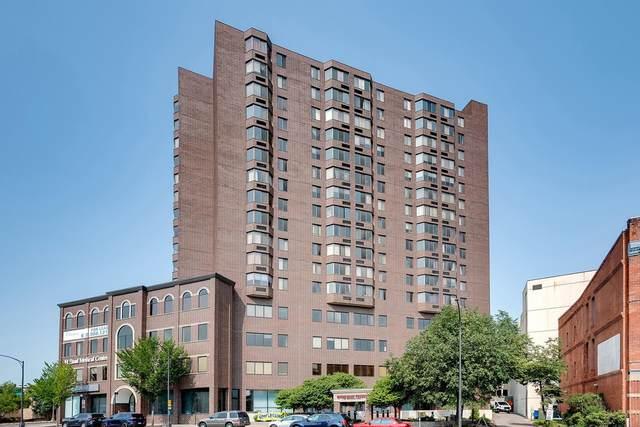 291 7th Street W #1410, Saint Paul, MN 55102 (#6083864) :: Carol Nelson   Edina Realty