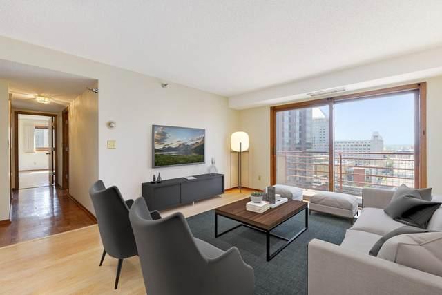 66 9th Street E #1603, Saint Paul, MN 55101 (#6084481) :: Helgeson Platzke Real Estate Group