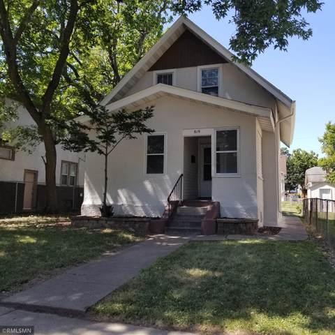 819 Newton Avenue N, Minneapolis, MN 55411 (#6086093) :: Lakes Country Realty LLC