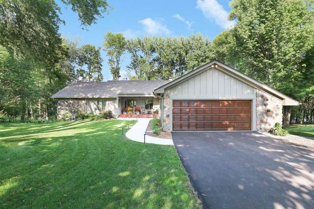 8739 Bentwood Drive, Eden Prairie, MN 55344 (#6088862) :: The Janetkhan Group