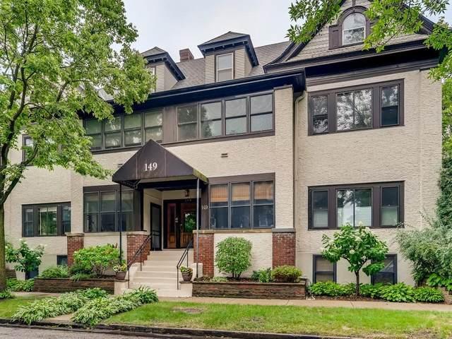 149 Grotto Street S #3, Saint Paul, MN 55105 (#6089639) :: The Pietig Properties Group