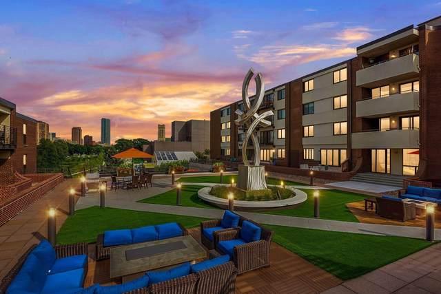52 Groveland Terrace A314, Minneapolis, MN 55403 (#6090495) :: Bos Realty Group