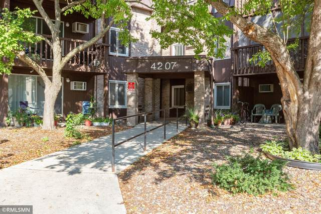 4207 Lakeside Avenue N #328, Brooklyn Center, MN 55429 (#6091928) :: Lakes Country Realty LLC