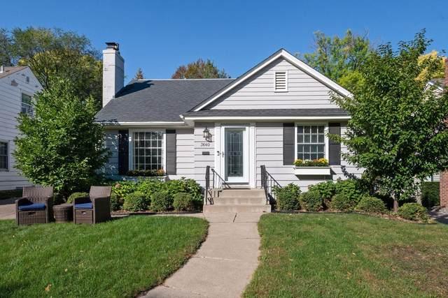 3640 Glenhurst Avenue, Saint Louis Park, MN 55416 (#6093230) :: The Janetkhan Group