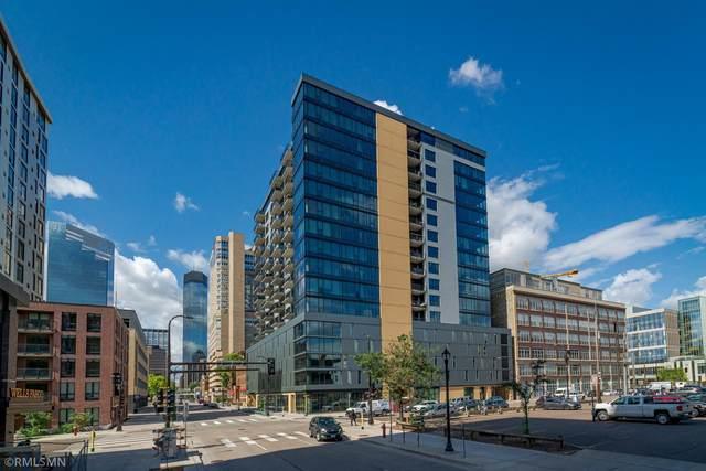 740 Portland Avenue #1105, Minneapolis, MN 55415 (#6095422) :: The Jacob Olson Team