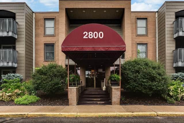 2800 Hamline Avenue N #318, Roseville, MN 55113 (#6096032) :: Carol Nelson | Edina Realty