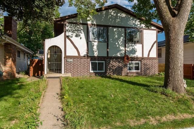5017 5th Street NE, Columbia Heights, MN 55421 (#6096139) :: Reliance Realty Advisers