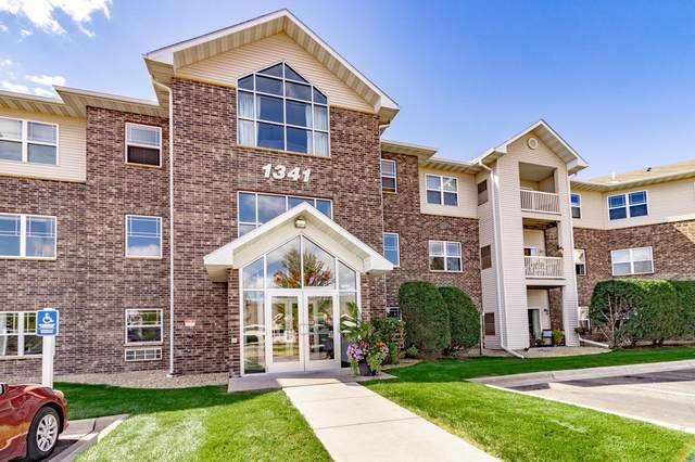 1341 Lake Drive W B115, Chanhassen, MN 55317 (#6096240) :: The Pietig Properties Group