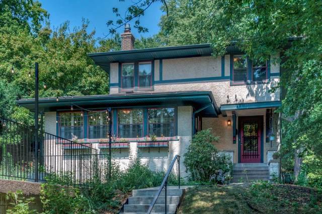 2227 Hillside Avenue, Saint Paul, MN 55108 (#6098119) :: Bos Realty Group