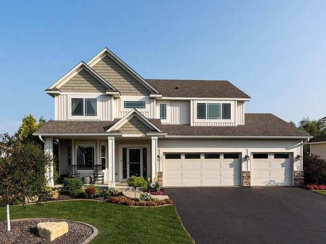 1851 Foothill Trail, Shakopee, MN 55379 (#6098391) :: The Janetkhan Group