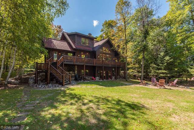 12708 Anchor Point Road, Crosslake, MN 56442 (#6100877) :: The Pietig Properties Group