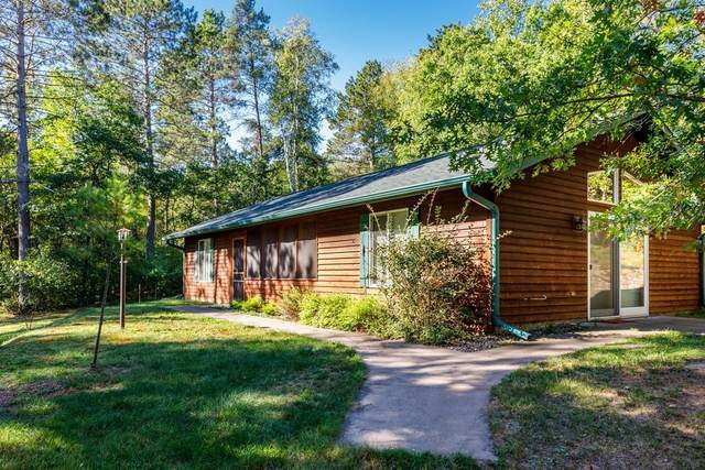 55885 E Wilderness Court, Solon Springs, WI 54873 (#6101698) :: Servion Realty
