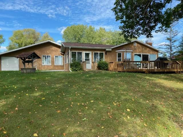 9491 N Mudhen Lake Drive, Daniels Twp, WI 54872 (#6101825) :: Carol Nelson | Edina Realty