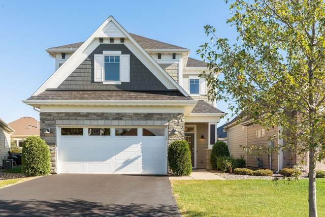 8722 Upper 7th Place, Lake Elmo, MN 55042 (#6102159) :: The Smith Team