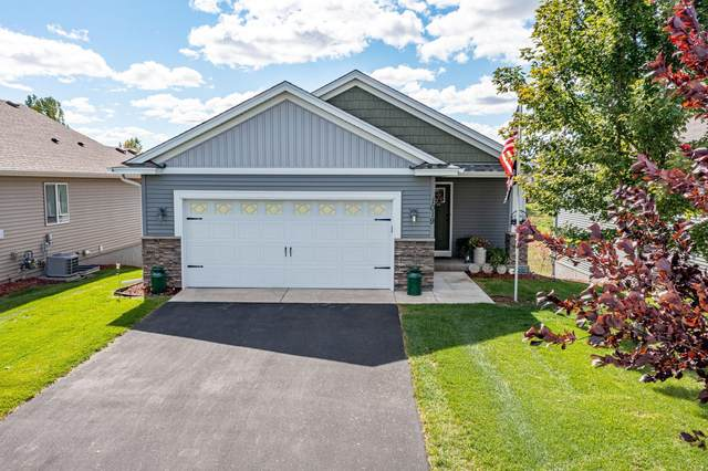 1019 Golden Way NW, Isanti, MN 55040 (#6102666) :: Reliance Realty Advisers