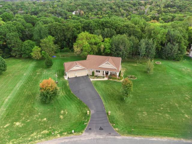 852 Wilcoxson Drive, Hudson Twp, WI 54016 (#6103346) :: The Janetkhan Group