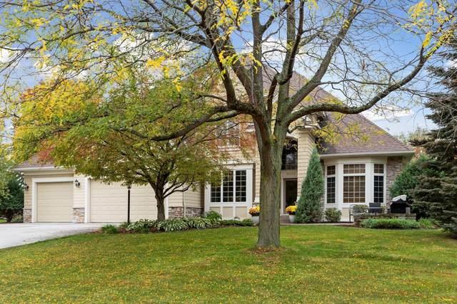 3456 Crestmoor Drive, Woodbury, MN 55125 (#6103851) :: Holz Group