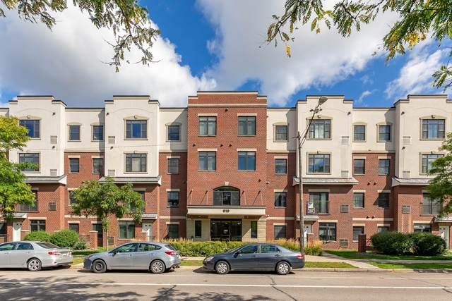 619 8th Street SE #105, Minneapolis, MN 55414 (#6104302) :: Bos Realty Group
