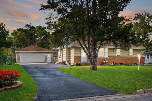 636 Ironton Street NE, Fridley, MN 55432 (#6104641) :: Reliance Realty Advisers