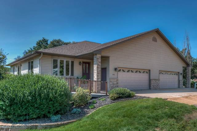 1103 E Laneville Avenue, Durand, WI 54736 (#6105003) :: Twin Cities South