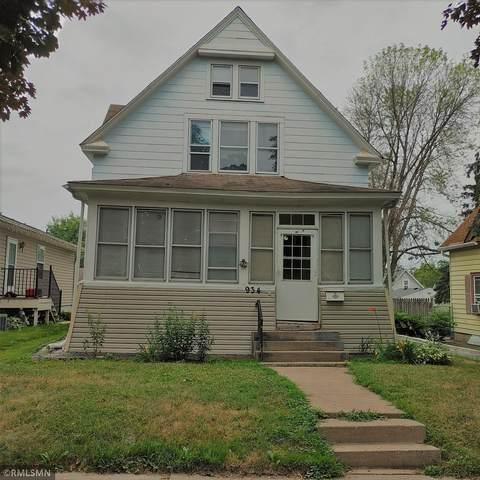 934 Lawson Avenue E, Saint Paul, MN 55106 (#6105062) :: Happy Clients Realty Advisors