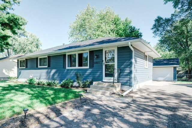 8801 Tyler Street NE, Blaine, MN 55434 (#6105689) :: Reliance Realty Advisers