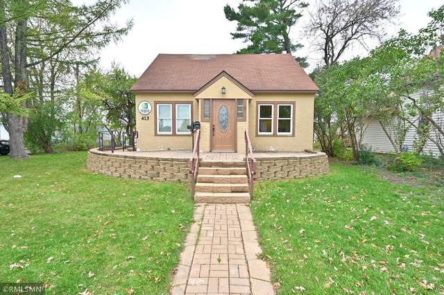 413 NE 4th Avenue, Grand Rapids, MN 55744 (#6107196) :: Lakes Country Realty LLC