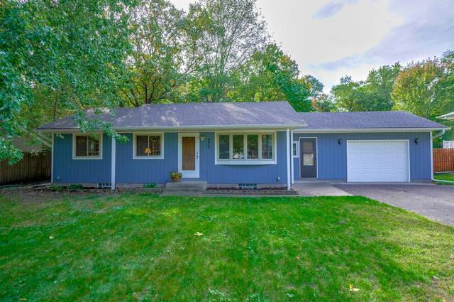 235 Stardust Boulevard, Circle Pines, MN 55014 (#6107728) :: Holz Group