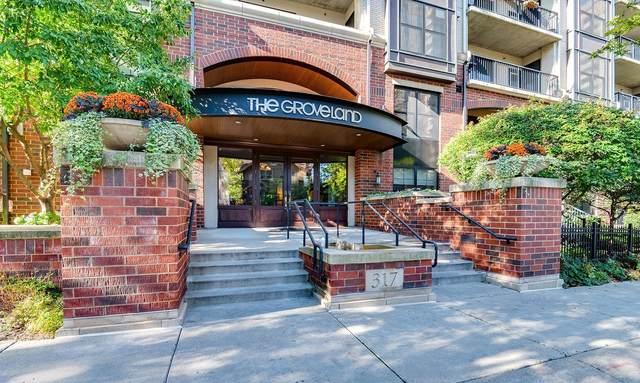 317 Groveland Avenue #307, Minneapolis, MN 55403 (#6108509) :: The Duddingston Group