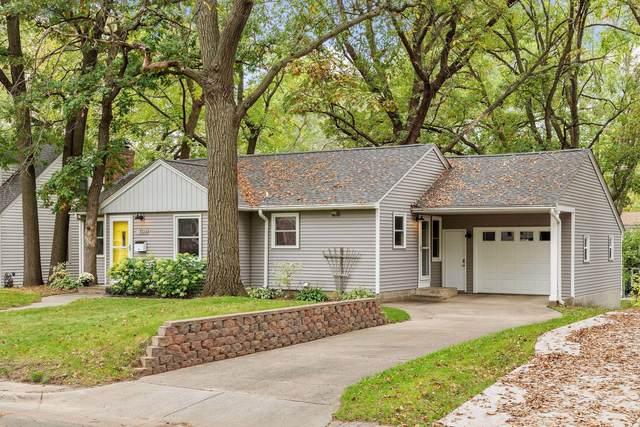 3124 Rhode Island Avenue S, Saint Louis Park, MN 55426 (#6109129) :: Twin Cities South