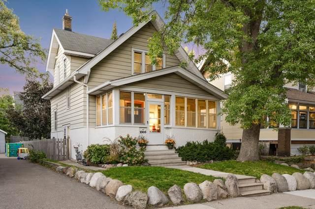 1305 Hague Avenue, Saint Paul, MN 55104 (#6109148) :: Holz Group