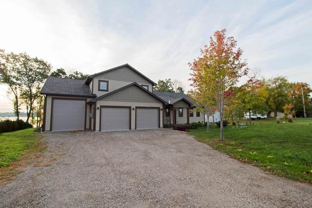 4373 58th Street NW, Maple Lake, MN 55358 (#6109203) :: Holz Group