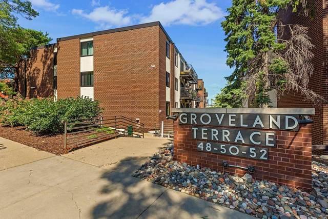 52 Groveland Terrace A209, Minneapolis, MN 55403 (#6110286) :: The Duddingston Group