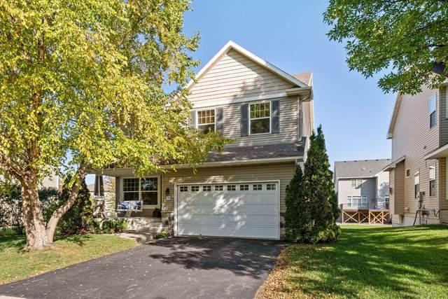 714 Bennett Drive, Chaska, MN 55318 (#6110328) :: Twin Cities Elite Real Estate Group | TheMLSonline