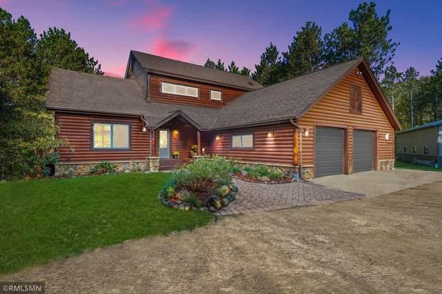 12640 Fawn Lake Road, Crosslake, MN 56442 (#6110745) :: The Pietig Properties Group